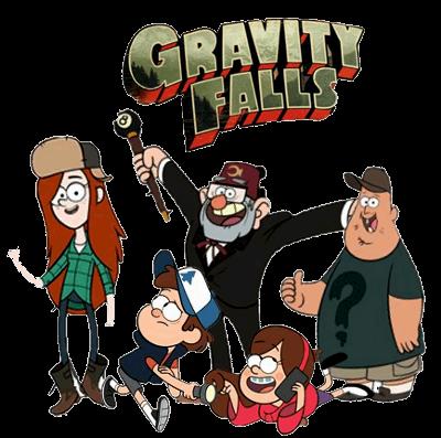 Gravity Falls Cliparts.