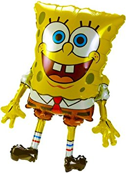 "28"" Sponge Bob Square Pants Hovering String."