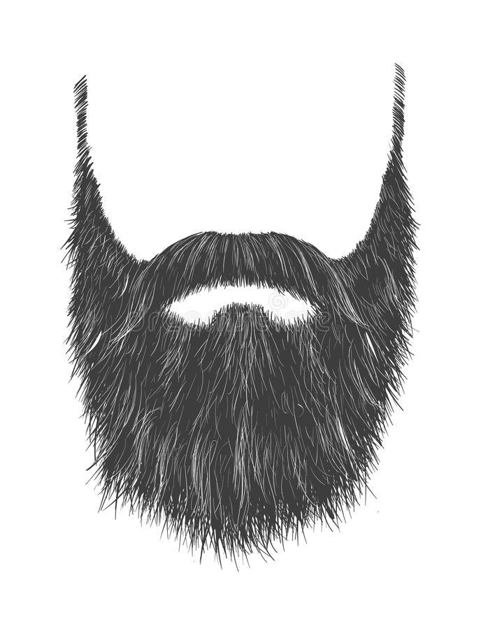 Gray Beard Clipart.