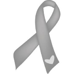 Diabetes Ribbon Clipart.