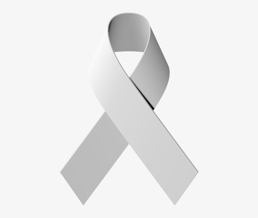 Brain Cancer Awareness Ribbon Clipart.