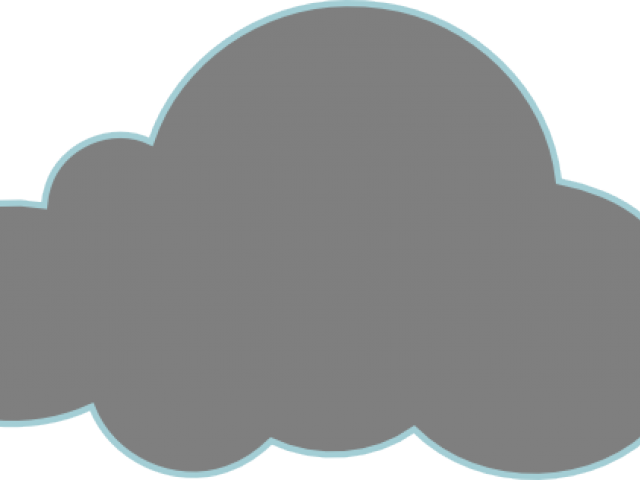 Download Clouds Clipart Light Grey.