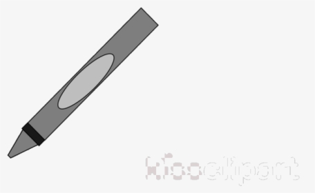 Gray Crayon Graphics Art Transparent Image Clipart.