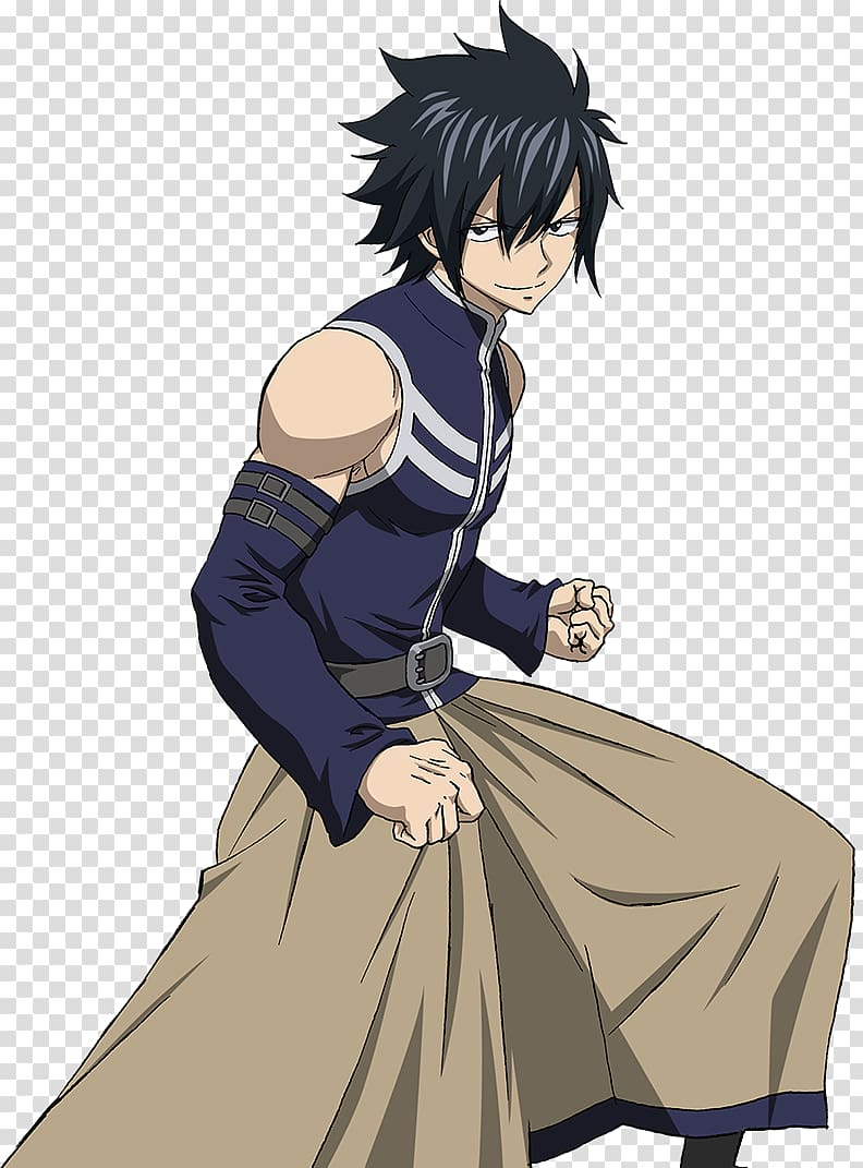 Gray Fullbuster Erza Scarlet Natsu Dragneel Fairy Tail Anime.