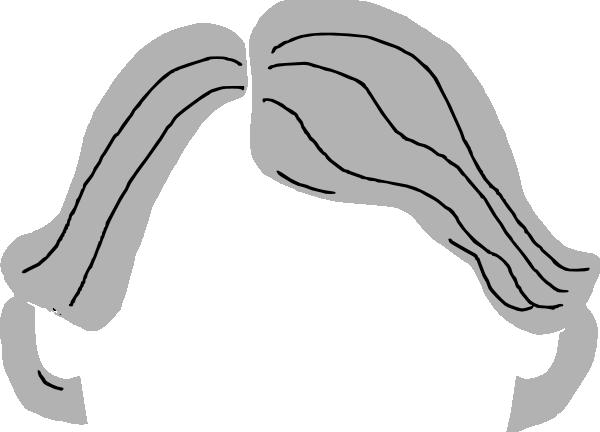 Gray Hair Woman Clip Art at Clker.com.