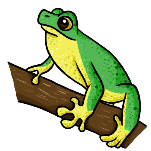 FREE Frog Clip Art to Download: Frog 18.