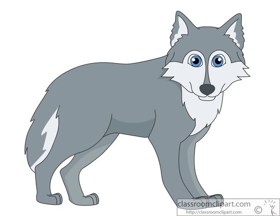 Free Gray Wolf Cliparts, Download Free Clip Art, Free Clip.