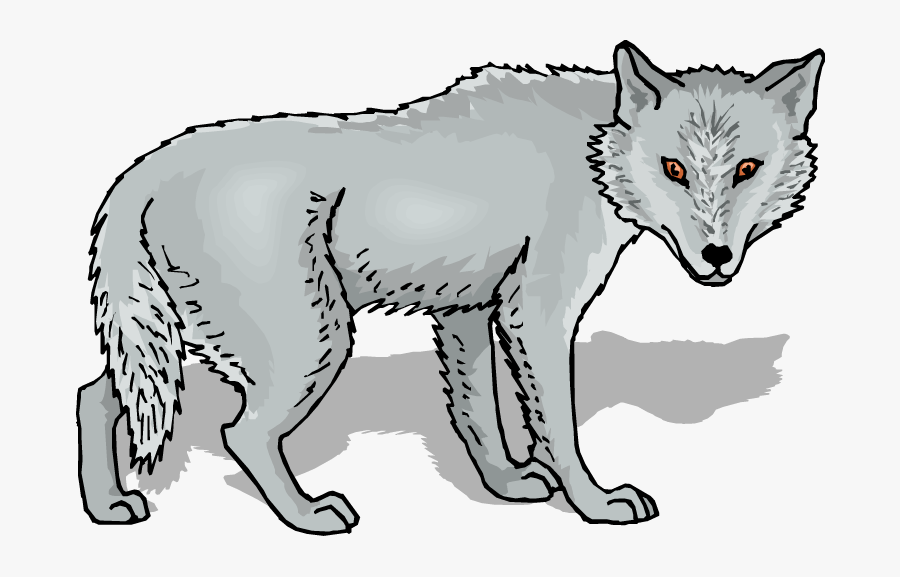 Gray Wolf Clip Art Free Clipart Images.