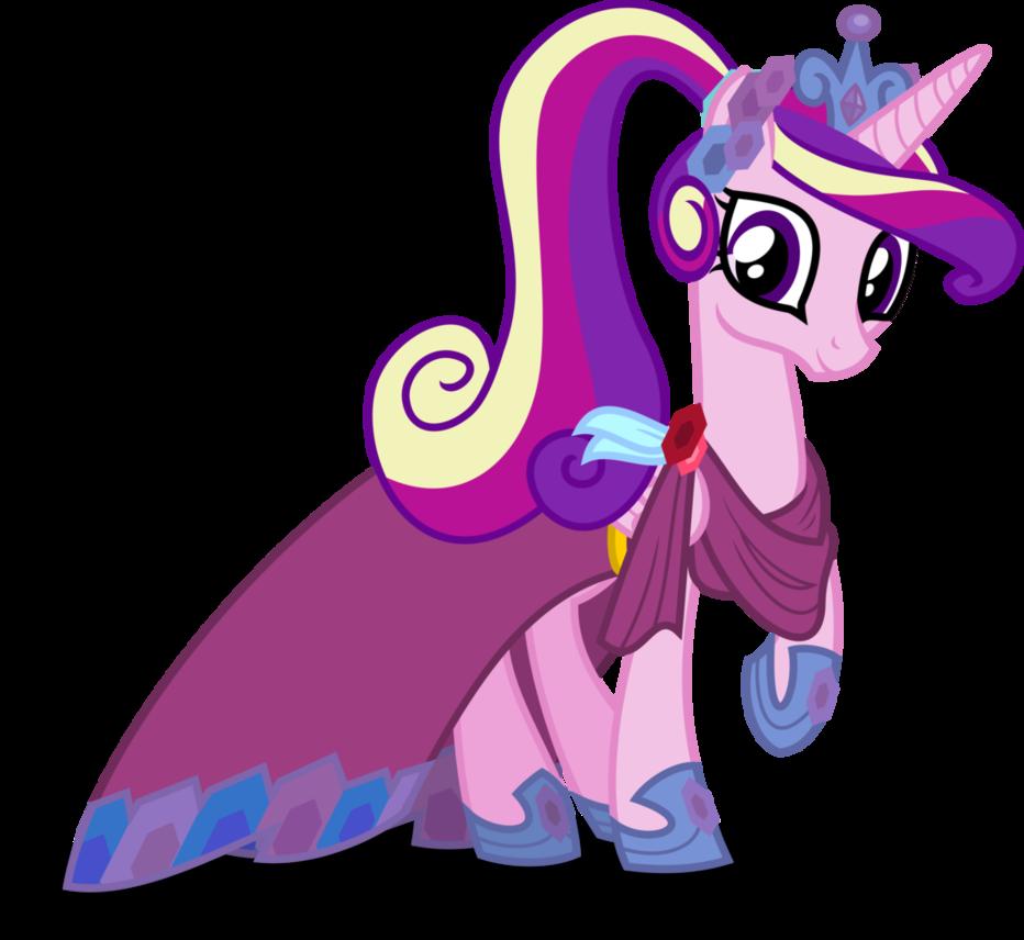 Princess Cadence.