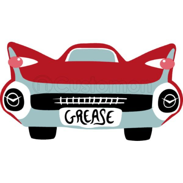 Grease Clipart Group (85 ) Kids Tank Top.