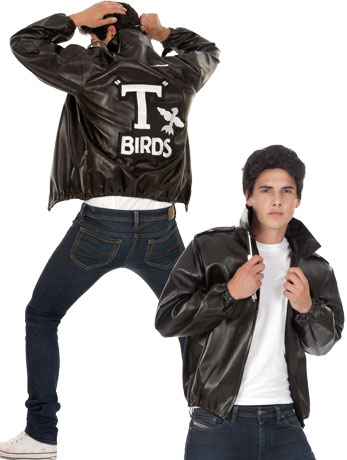 Grease T Bird Jacket Costume.