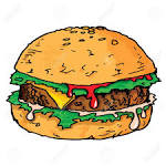 Vector Clipart of greasy junk food cartoon csp15559304.