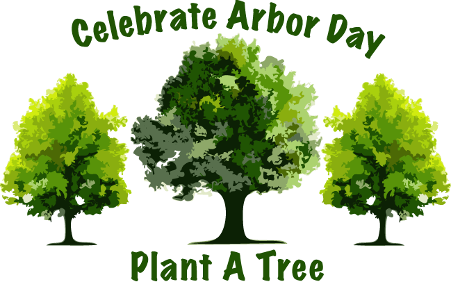 Arbor Day Clipart.