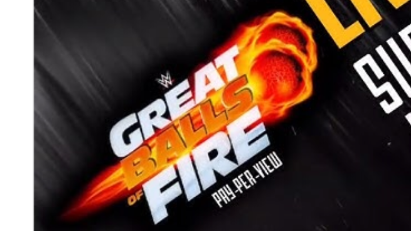 Great Balls of Fire Logo.