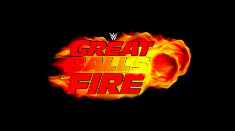 WWE Great Balls of Fire: What Matches Are on the Kickoff.