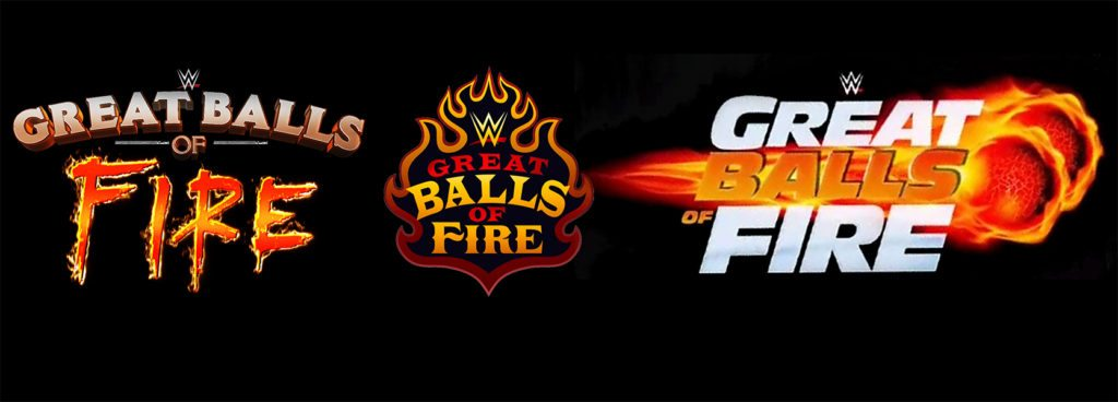 Great balls of fire Logos.