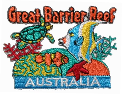 Great barrier reef clipart.