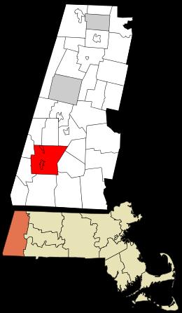 Great Barrington, Massachusetts.