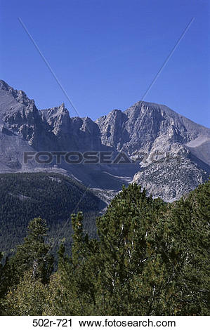 Stock Photography of Great Basin National Park, Nevada, USA 502r.