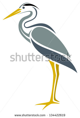 Blue Heron Stock Photos, Royalty.