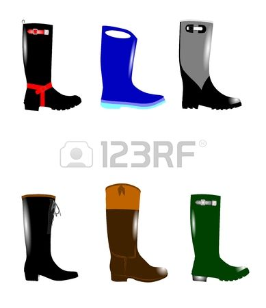 713 Womens Boots Stock Vector Illustration And Royalty Free Womens.