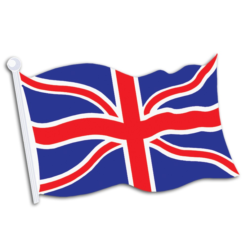 Britain Flag Clipart.