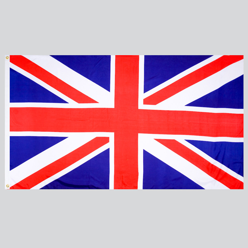 Great Britain Flag Clipart.