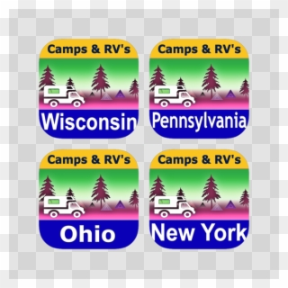 Free PNG Camp Site Clip Art Download.