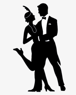 Free Dancer Silhouette Clip Art with No Background , Page 2.
