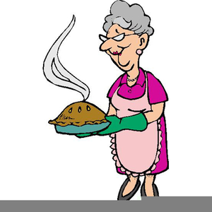 Great Grandmother Clipart.