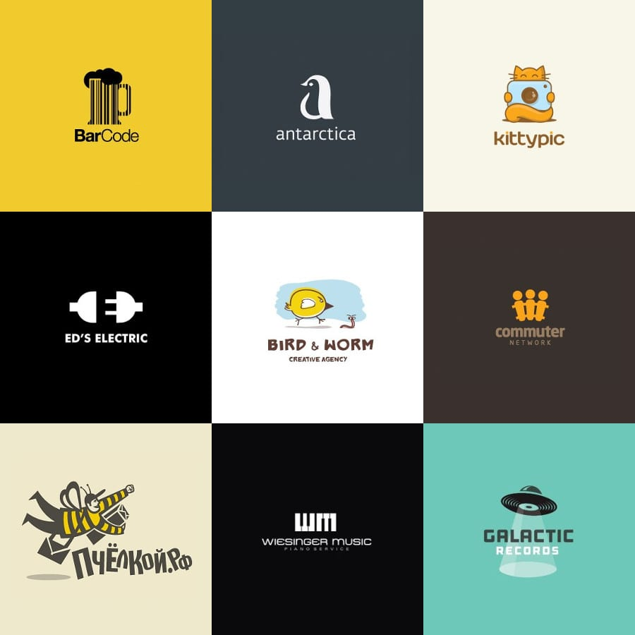 How to create a company logo and corporate identity online.
