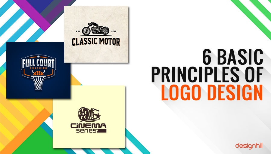 6 Basic Principles Of Logo Design.