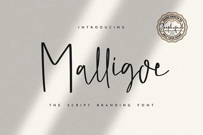30 Useful Fonts For Logo Design.