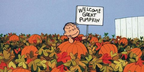 It's The Great Pumpkin, Charlie Brown Air Date 2018.