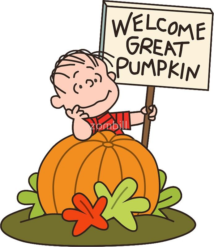 Welcome Great Pumpkin.