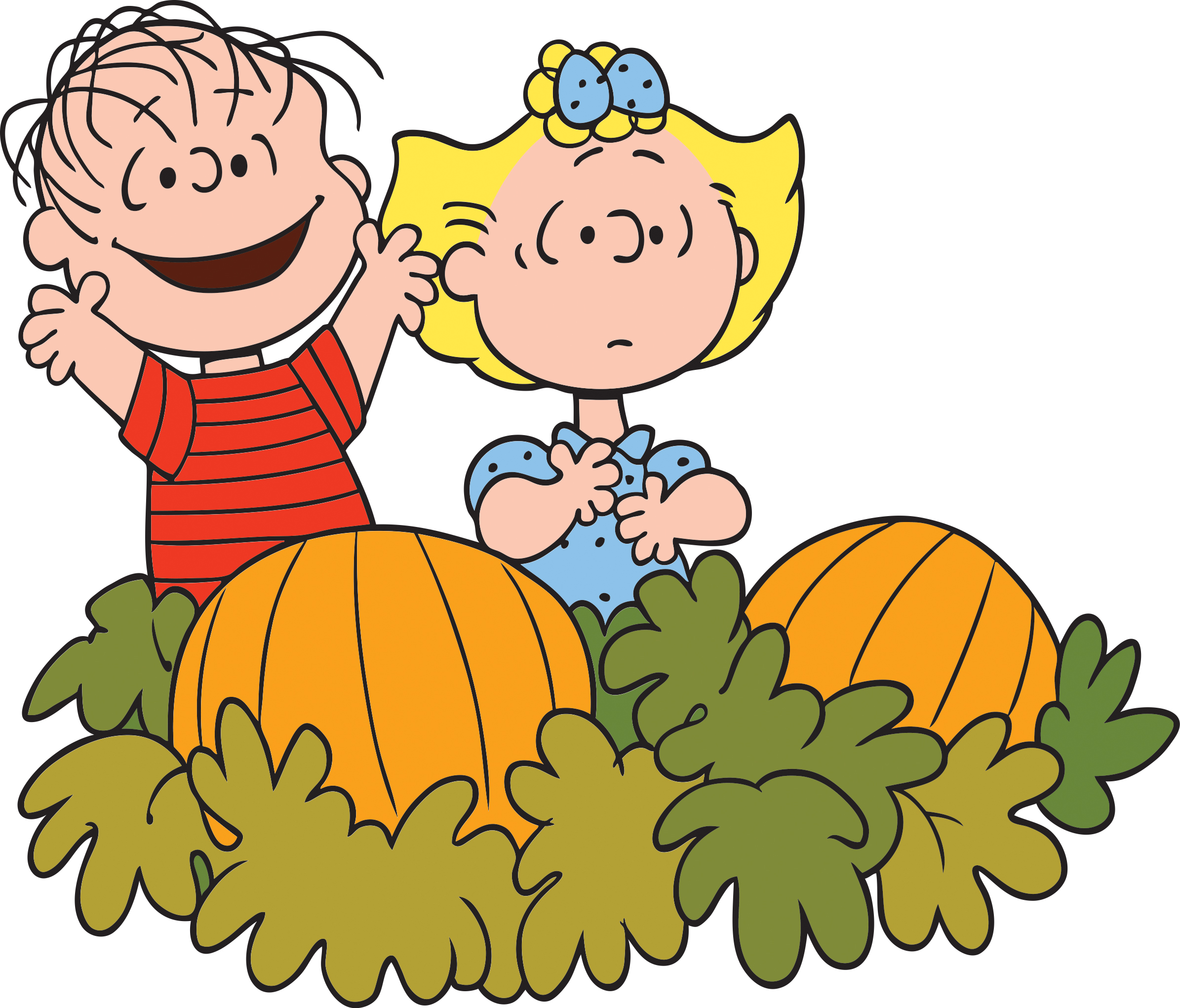 Great Pumpkin Clipart.