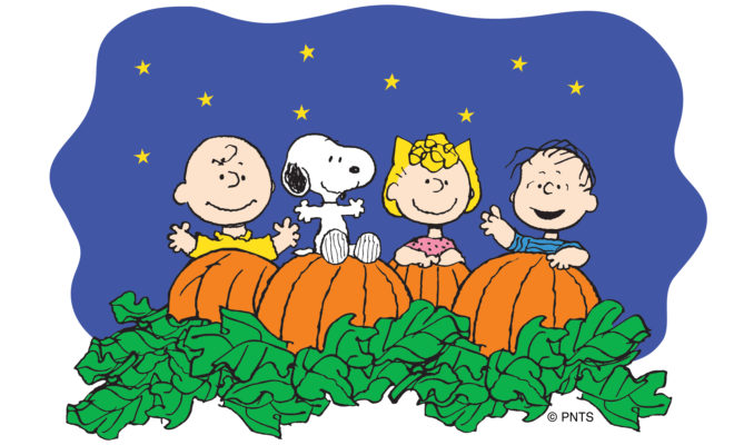 Meet Charlie Brown & Friends with Great Pumpkin Village at.