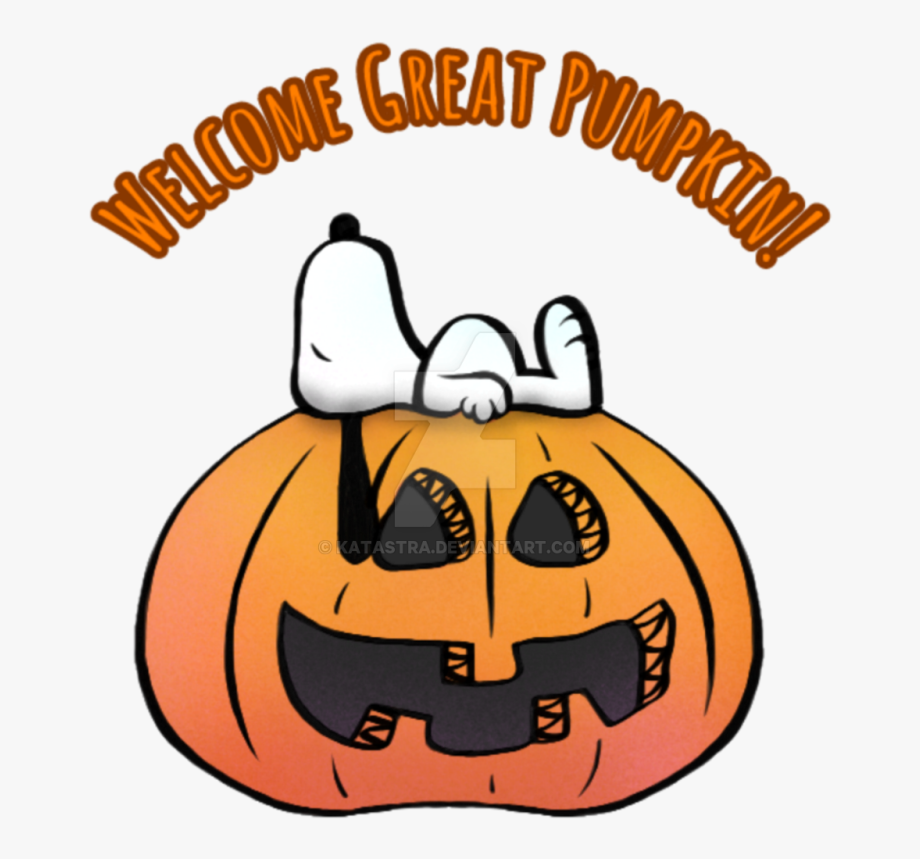 Charlie Brown The Great Pumpkin Svg, Cliparts & Cartoons.