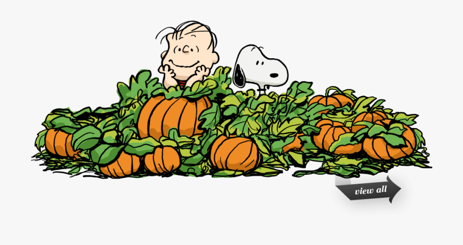 Charlie Brown Pumpkin Patch Clip Art.
