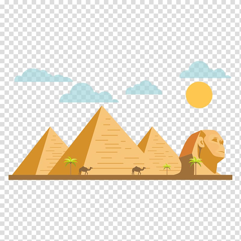 Great Sphinx of Giza Egyptian pyramids Great Pyramid of Giza Ancient.