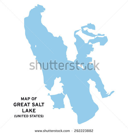 Great Salt Lake Stock Photos, Royalty.