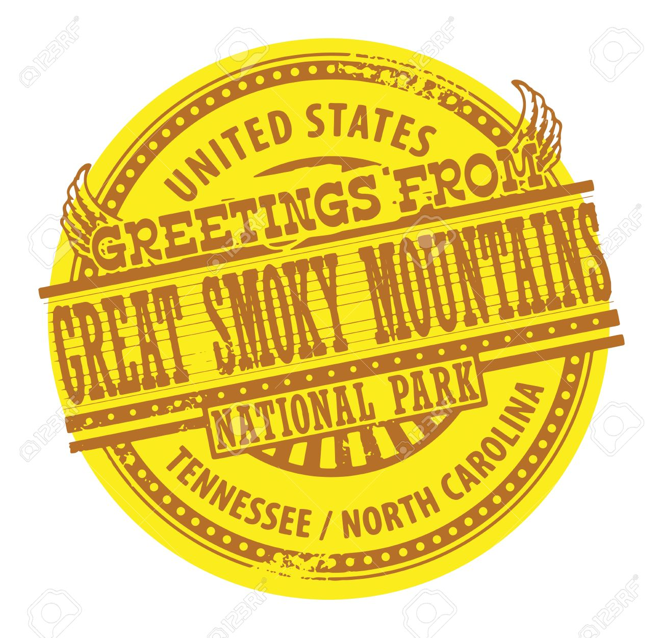 169 Smoky Mountains Stock Vector Illustration And Royalty Free.