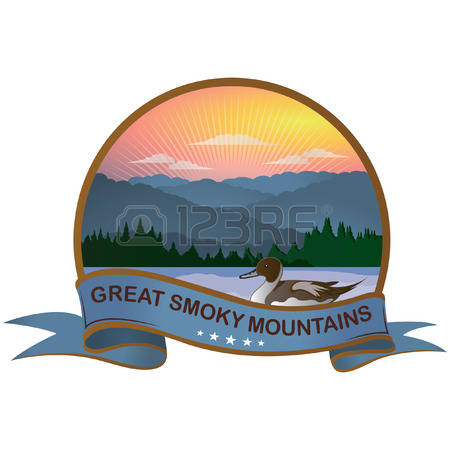 175 Smoky Mountains Stock Vector Illustration And Royalty Free.