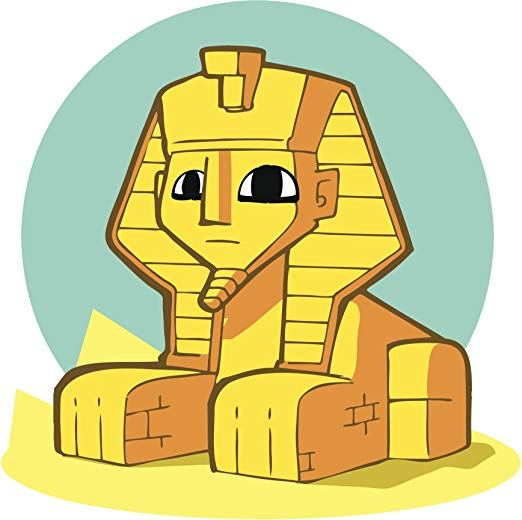 The great sphinx clipart » Clipart Portal.