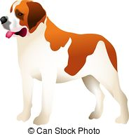 Saint bernard Illustrations and Clip Art. 248 Saint bernard.