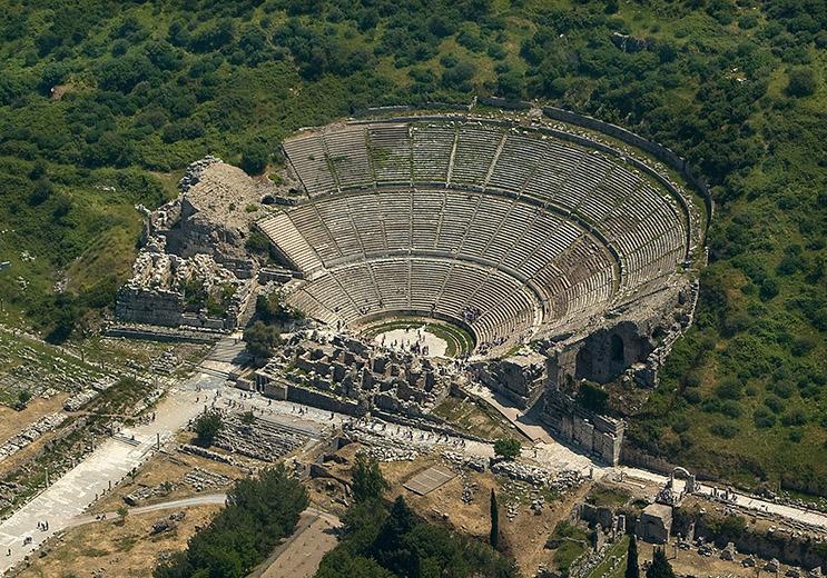 Ephesus Tour.