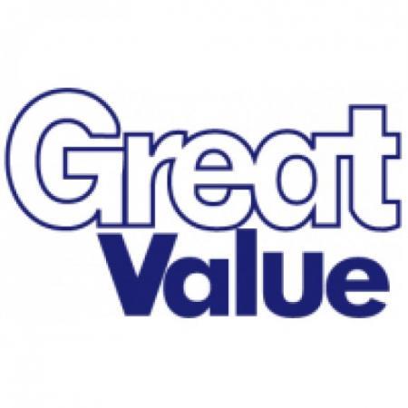 Great value Logos.