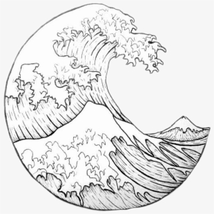 moon #waves #outlines #outline #water #nature.