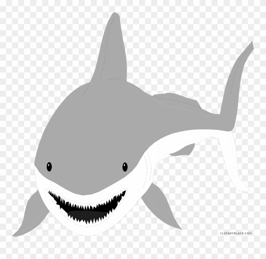 Shark Clipart Great White Shark.