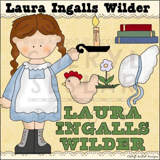 Laura Ingall Wilder.